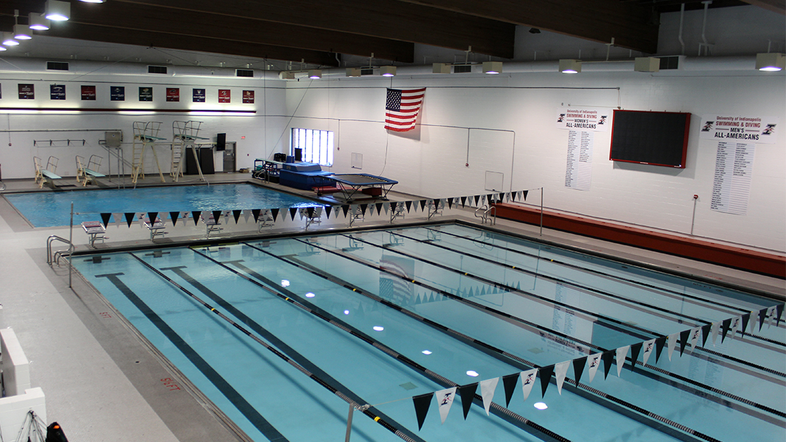Ruth Lilly Fitness Center - Facilities - UIndy Athletics