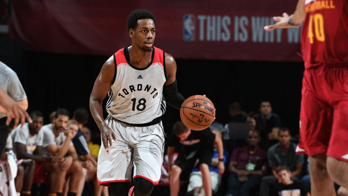 f8677badc7a1 Loyd signs two-way contract with Toronto Raptors - UIndy Athletics